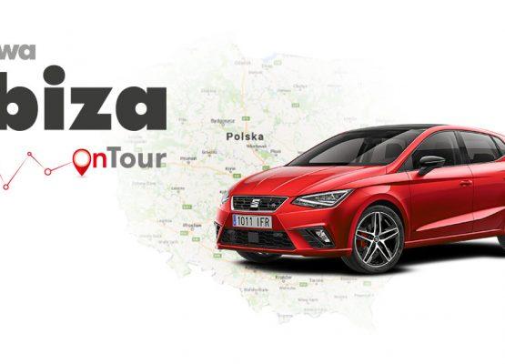 Ibiza on Tour – wyjątkowa trasa nowego SEATA IBIZA